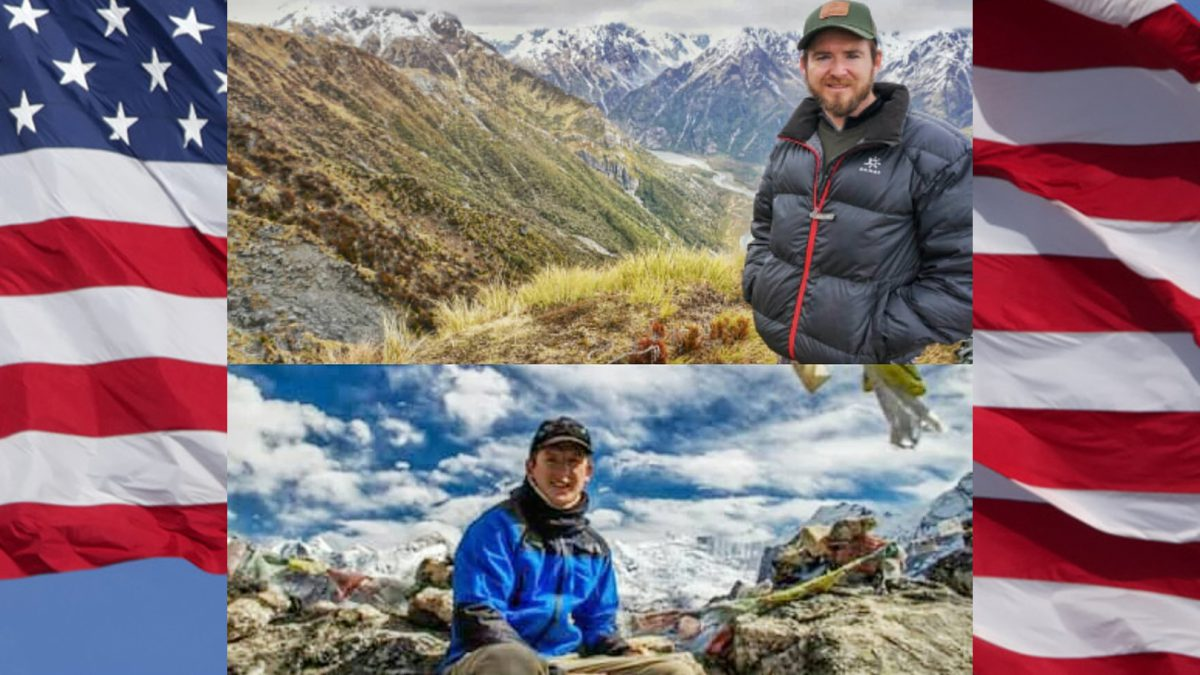 Kiwis Thru America - Hiking for those who can't - Raising funds for Catwalk